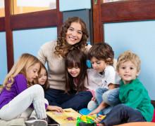 Dětské skupiny