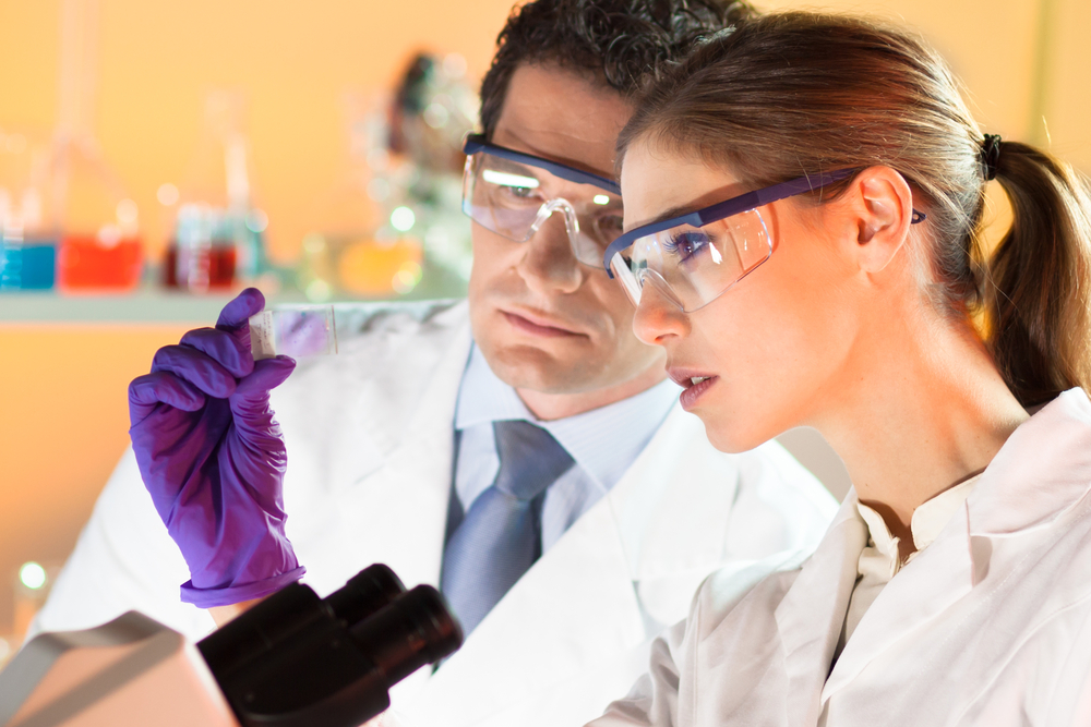 vědci gender
