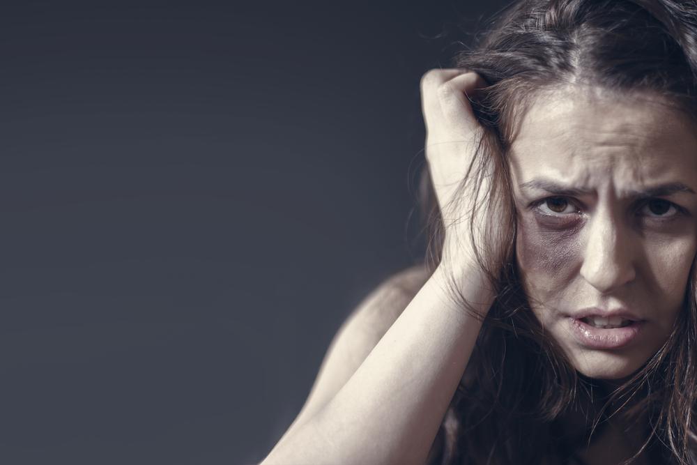 Domácí násilí psycho