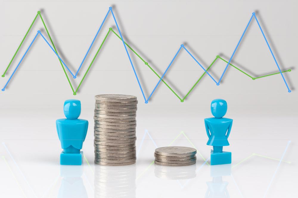 nerovné platy