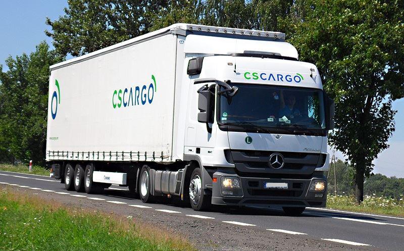 C.S.CARGO kamion3
