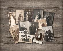 zeny historie foto