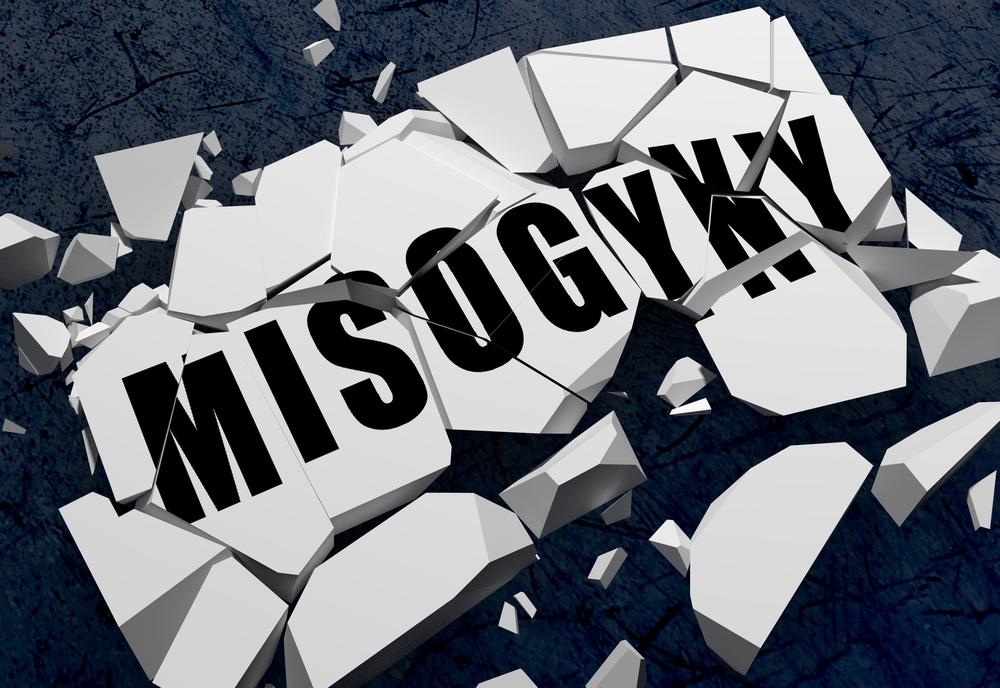 3d,Rendering,Of,Breaking,Misogyny,Symbol