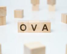 Modern,Business,Buzzword,-,Ova.,Word,On,Wooden,Blocks,On