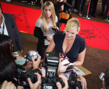 Toronto,-,September,7:,Actress,Kate,Winslet,Signs,Autographs,For